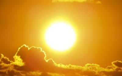 Horas de sol al año